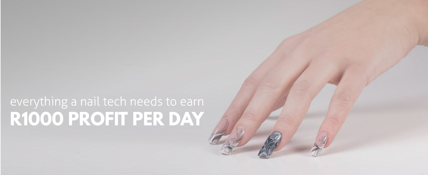 Best Nail Training in JHB