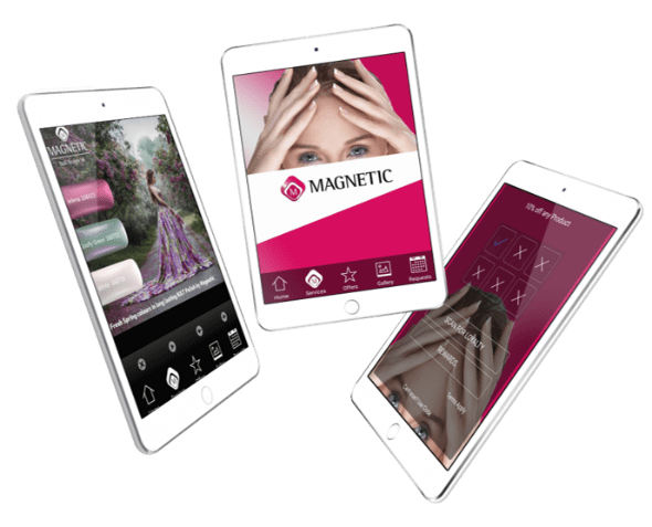 Download Magnetic Nail Academys Mobile App