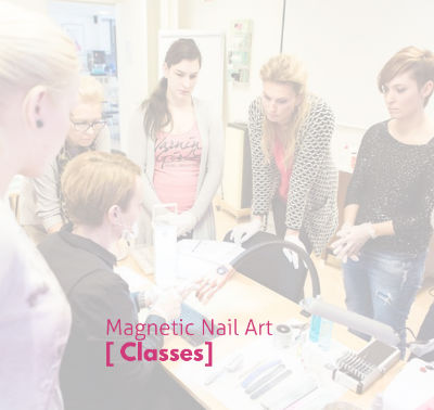 Nail Art Classes Magnetic Nail Academy