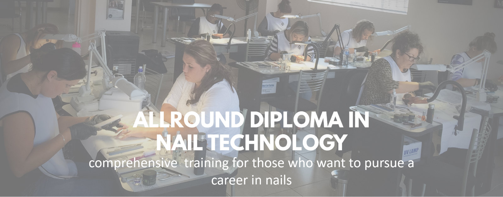 Allround Diploma in Nail Technology from Magnetic