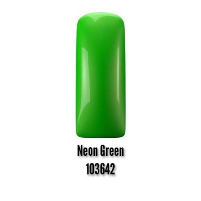 Neon Green Magnetic Nail Academy #1: NeonGreen