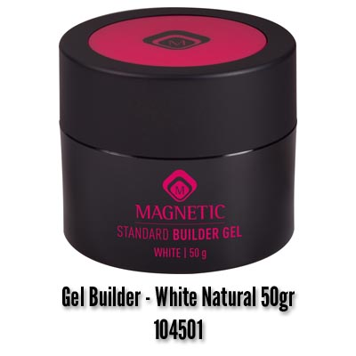 Gel Builder – White Natural 50g