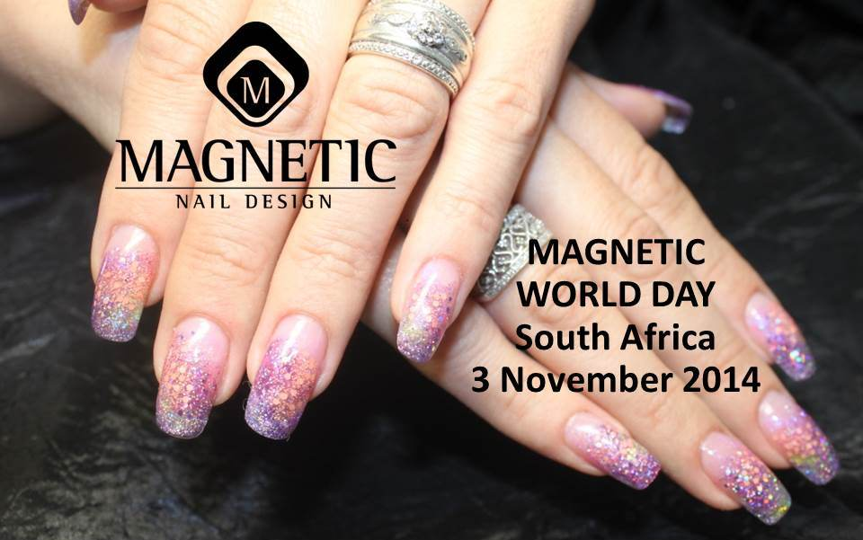 Magnetic World Nail Art Day What You Missed Magnetic Nail Academy