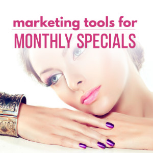 Magnetic Marketing for Monthly Specials