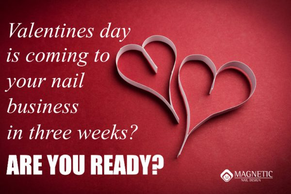 Valentines Marketing for Nail Techs