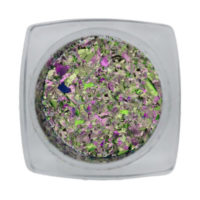 Chameleon Flakes Pink Gold 118839