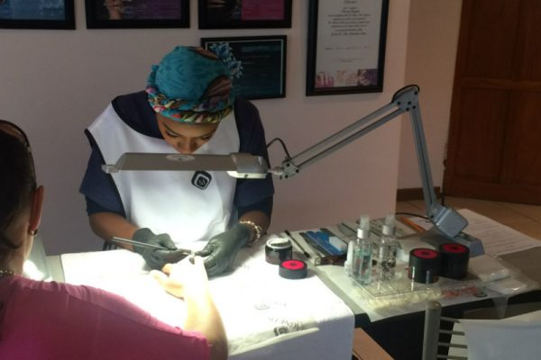 Allround nail Training Special