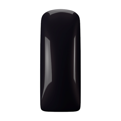 168717 NXT Long Lasting Black Nail Polish 7.5ml