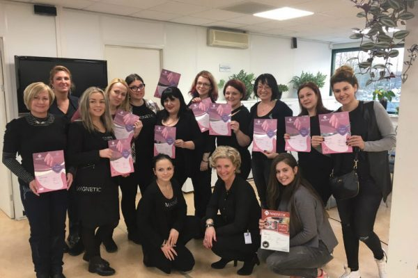 E-Filing Manicure Class-at Magnetic Holland