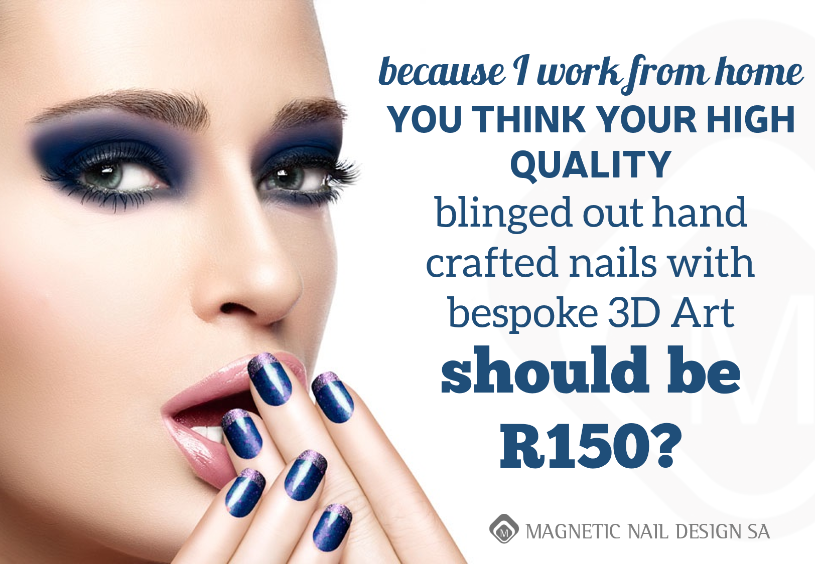 8 posters to help you build your Nail Salon - Magnetic Nail Academy