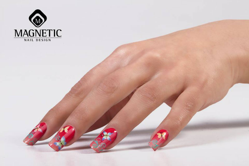 Magnetic Nail Art Competition