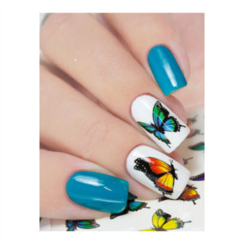 Pretty Butterflies MN907P