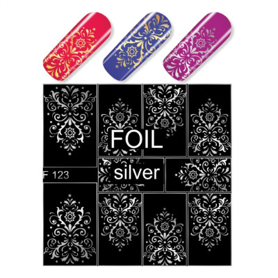 Silver Design 10pcs - MF123S