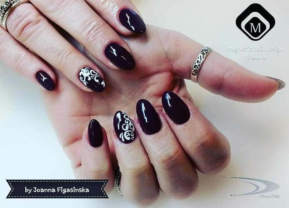 Nail Art from Ireland - Magnetic Nail Academy