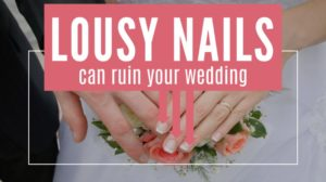 Wedding Marketing - How to sell your nails to Brides and Bridesmaids