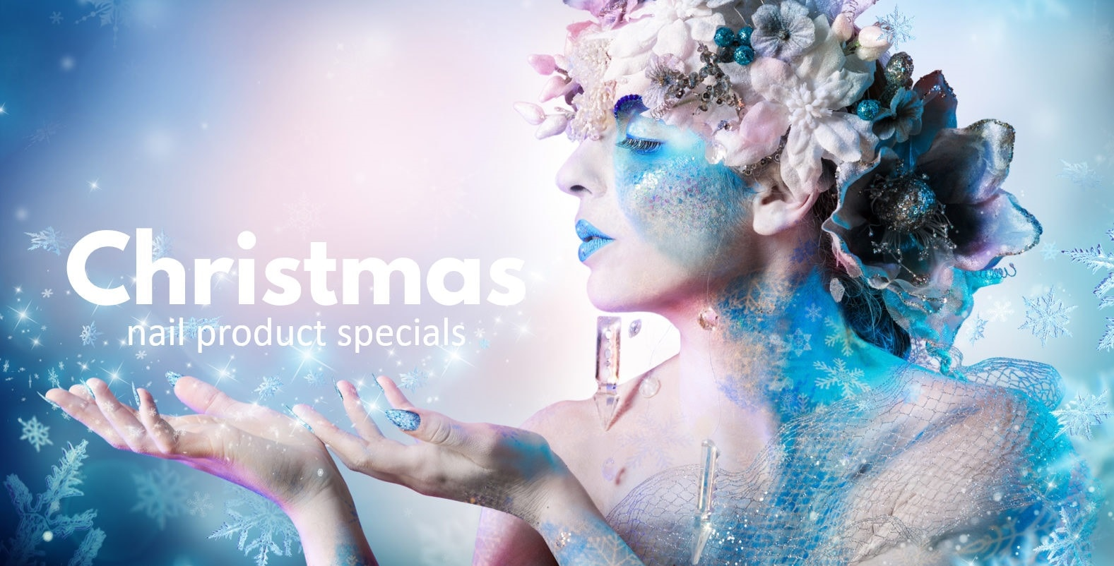 Christmas Nail Product Specials