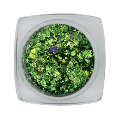 Chameleon Flakes Green 118842