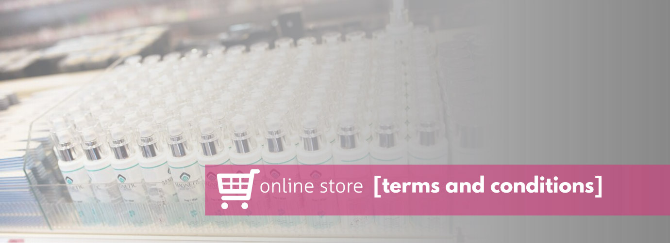 Shop Terms and Conditions