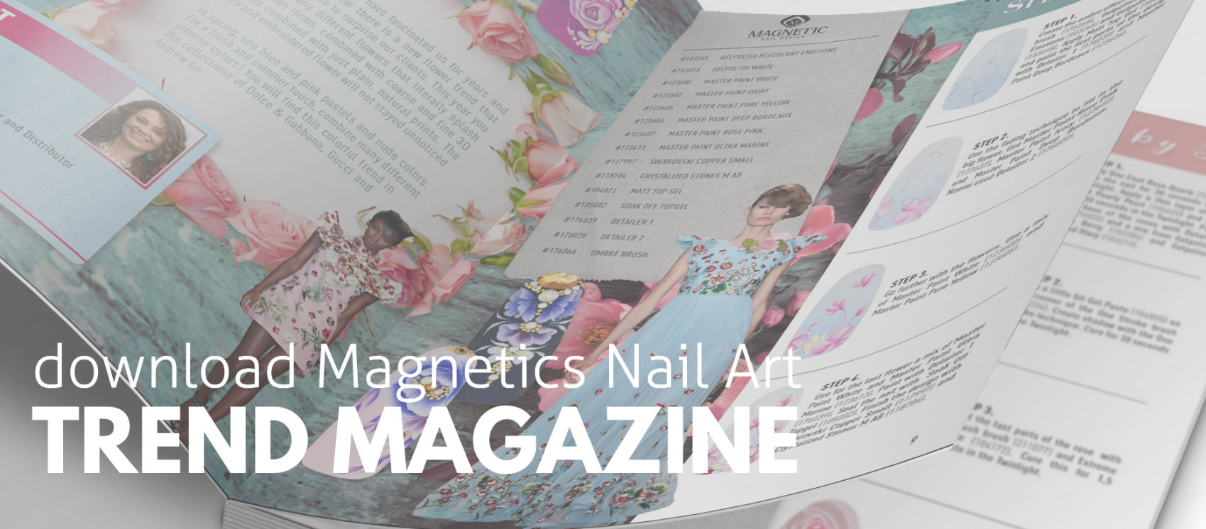 Download Magnetics Nail Art Trend Magazine
